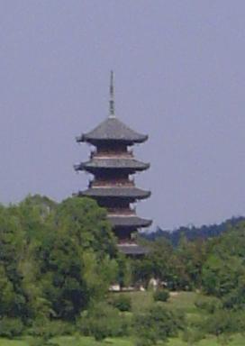 2008.7.26国分寺5重の塔.JPG